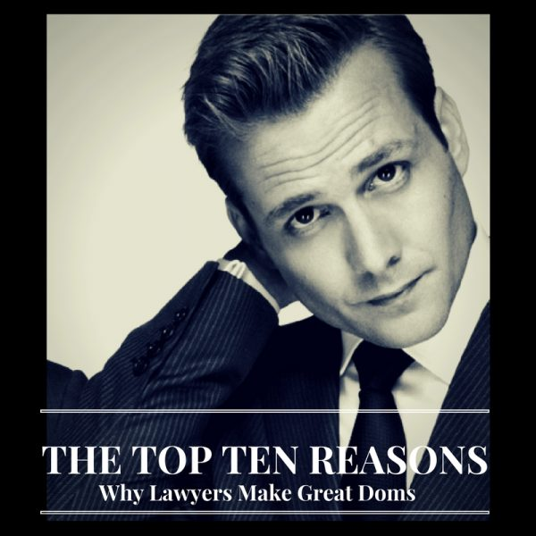 THE TOP TEN REASONS WHY