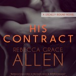 Cover reveal for His Contract!