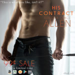 99¢ Book Deal! His Contract is ON SALE! ?