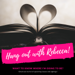 Come Hang Out with Rebecca