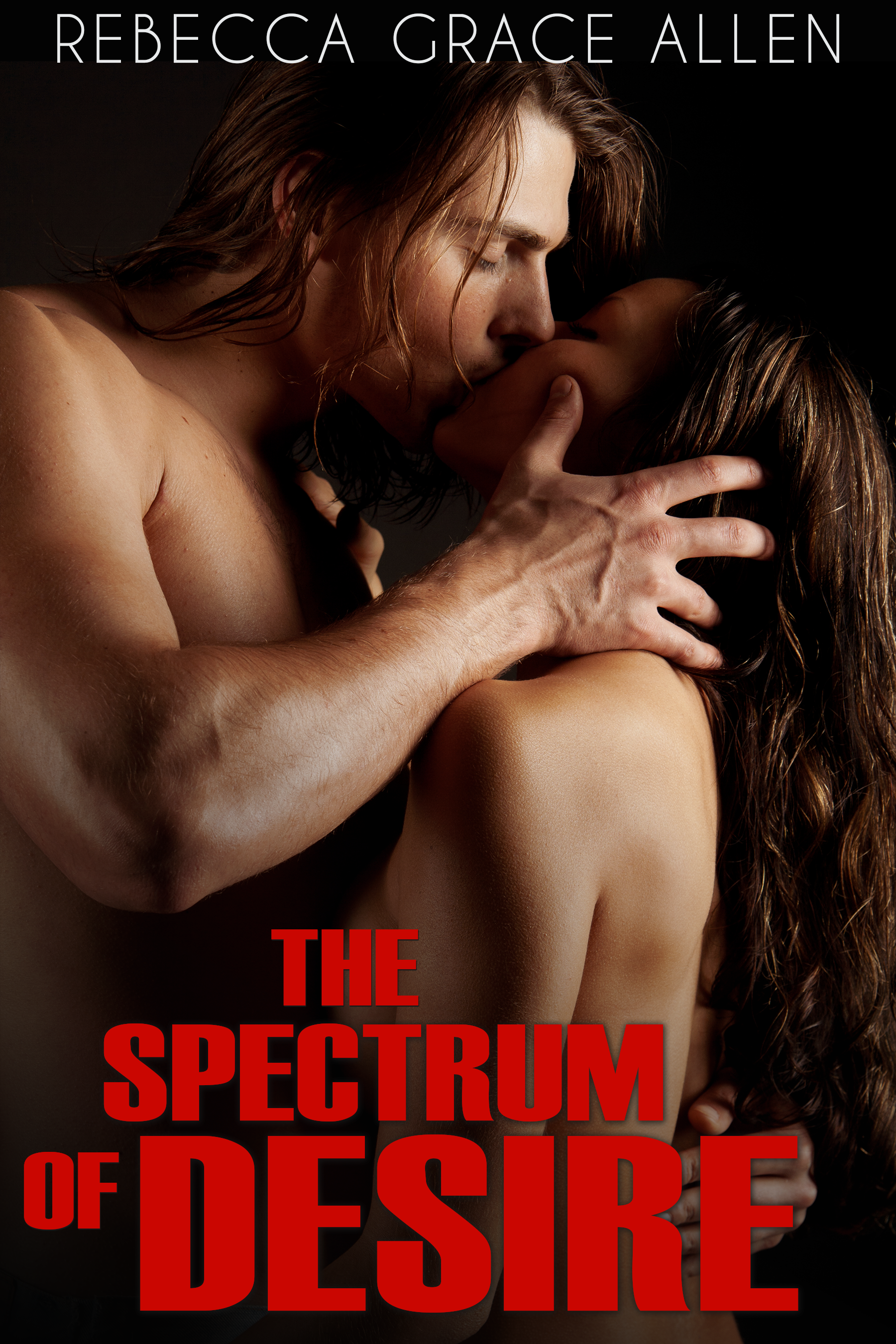 Cover reveal: The Spectrum of Desire