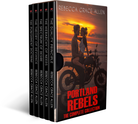 Portland Rebels: The Complete Collection